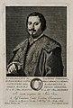 Evangelista Torricelli. Line engraving by F. Allegrini, 1760 Wellcome V0005860.jpg