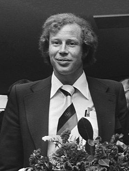 Evert Kroon in 1976