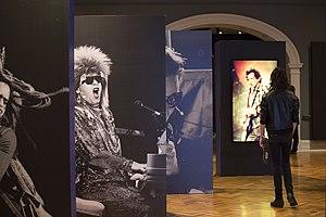 """Tony Mott - Exhibition: """"What a Life! Rock Photography By Tony Mott"""""""