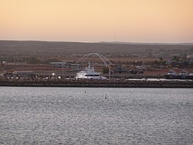 Exmouth Harbour Sunset.JPG