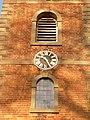 Eyton upon the Weald Moors, church clock - geograph.org.uk - 1627630.jpg
