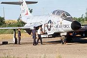 F-101B Washington ANG retired at Hill AFB 1981