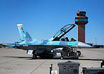 F-16B Viper of the NSAWC at NAS Fallon in March 2015.JPG