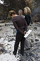 FEMA - 33544 - Residents speak with a FEMA inspector in California.jpg