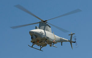 English: MQ-8B Fire Scout Vertical Unmanned Ai...