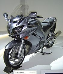 Sporttoerer: Yamaha FJR 1300 AS