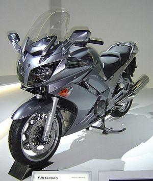 Yamaha FJR1300 - Image: FJR1300AS