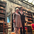 Fab Q&A after Peter and Alice with Dame Judi Dench, Ben Whishaw and Michael Grandage (8718870206).jpg
