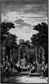 Fable 28 - Le Renard & les Raiſins - Le Labyrinthe de Versailles - page 103.png
