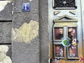 Facade with Painted Door - Belgrade - Serbia (15182605753) (2).jpg