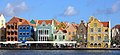 Facades of Handelskade, Willemstad, Curaçao - February 2020.jpg