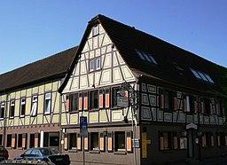 Fachwerkhaus Krone