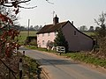 Farmhouse and bridge - geograph.org.uk - 377296.jpg