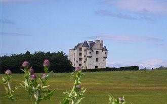 Fa'side Castle - Image: Faside Castle 1