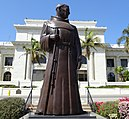 Father Serra statue (Ventura, California).jpg