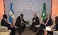 Faurie con representantes de la Unión Africana.jpg