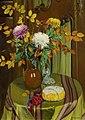Felix Vallotton Chrysanthèmes et feuillage d'automne.jpg
