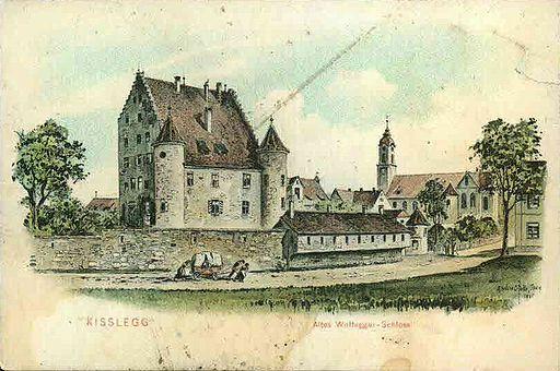 Felle Kisslegg Altes Schloss