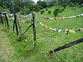 Fence made from beach trash - panoramio.jpg