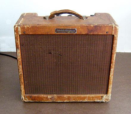 1959 Fender Harvard 5F10