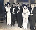 Ferdinand and Imelda Marcos with Japanese Prime Minister Eisaku Satō and his wife.jpg