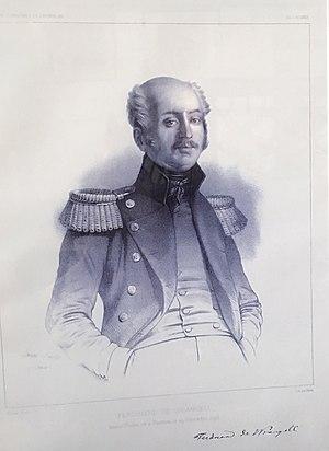 Ferdinand von Wrangel - Ferdinand von Wrangel, ca. 1827