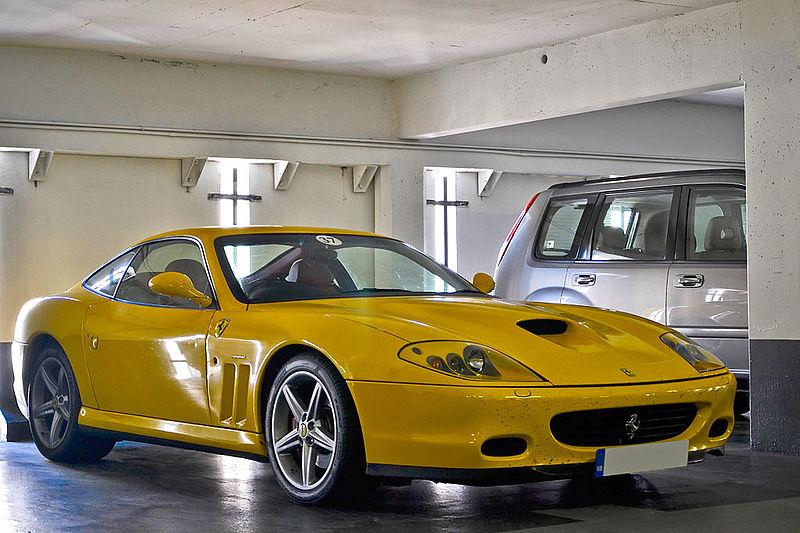 File:Ferrari 575M Maranello - Flickr - Alexandre Prévot (1).jpg