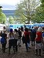 Festival loo queues - geograph.org.uk - 1304852.jpg