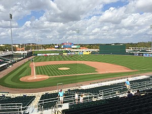 Hammond Stadium - Field at Hammond Stadium