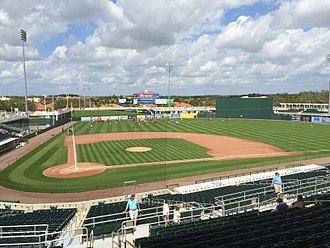 Hammond Stadium - Field at Hammond Stadium