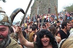 Fiesta Vikinga en Catoria, Galicia.jpg