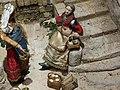 Figuras del pesebre napolitano, del siglo XVIII, del Museo de Historia de Madrid.JPG