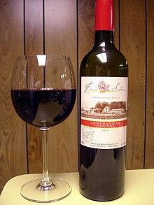 Organic wine - Wikipedia