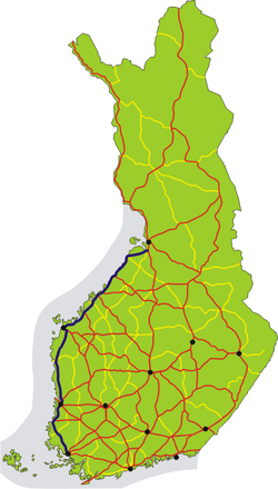 Finland national road 8.png
