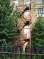 Fire escape for Pentridge Mill - geograph.org.uk - 996896.jpg