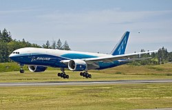 First Boeing 777F Lands after B-1 Flight.jpg