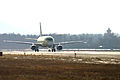 First Sukhoi Superjet 100 SN 95007 production aircraft took to the air (5146191302).jpg