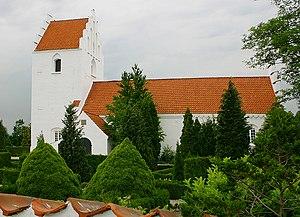 Hedehusene - Fløng Church
