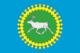 Flag of Izhemsky rayon (Komia).png