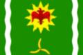 Flag of Novochesnokovsky selsovet.png