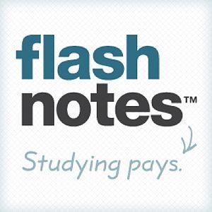 FlashNotes - Image: Flashnotes Square Logo