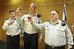 """Flickr - Israel Defense Forces - Brig. Gen. Yoav """"Poli"""" Mordechai Replaces Brig. Gen. Avi Benayahu as IDF Spokesperson.jpg"""