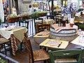 Florenz - Freischankfläche eines Restaurants.jpg
