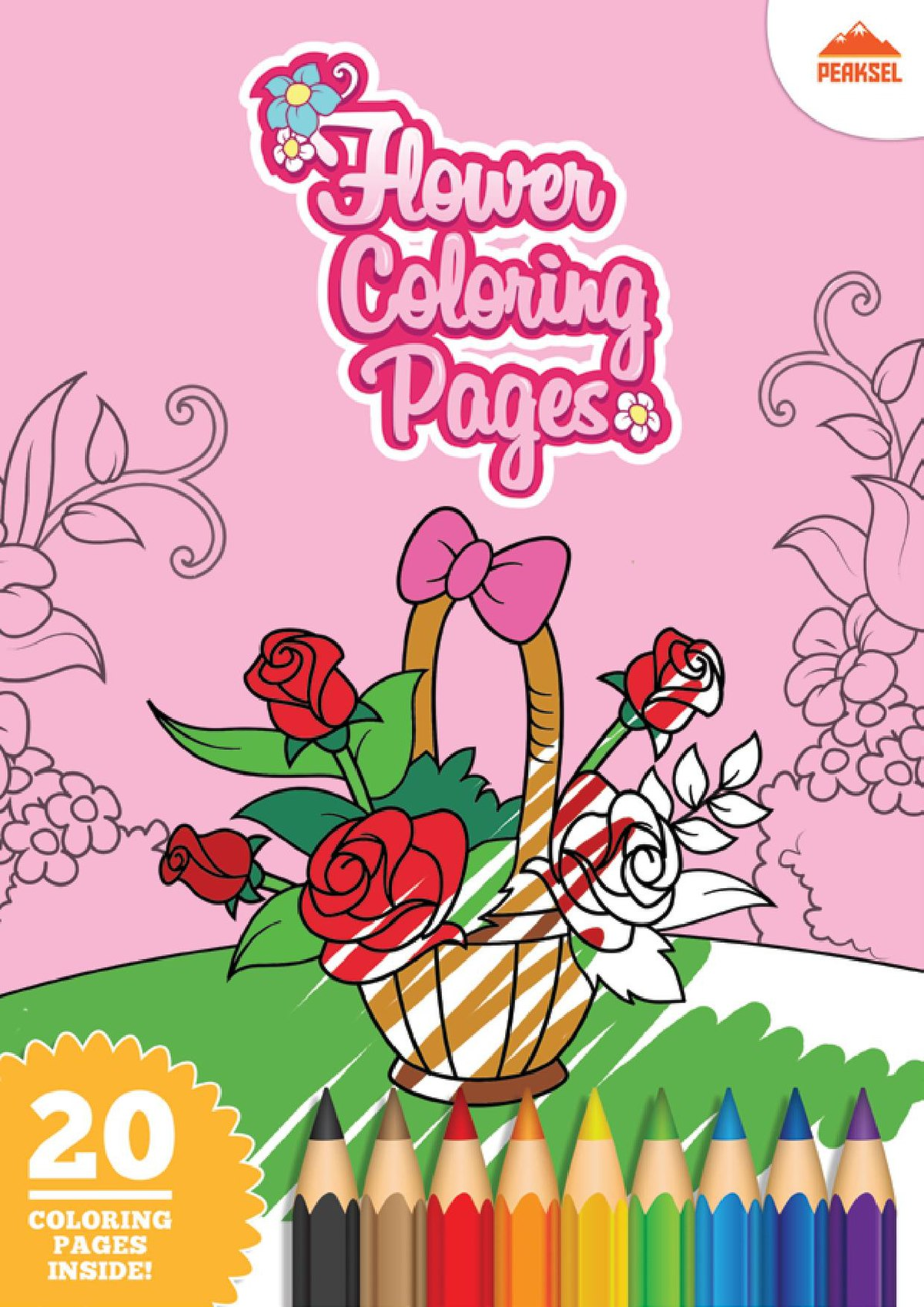- File:Flower Coloring Pages - Printable Coloring Book For Kids.pdf