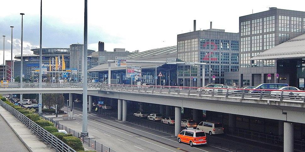Flughafen Hamburg (HAM) - panoramio