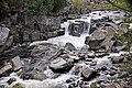Flume Falls (West Branch of the AuSable River) (Wilmington Flume, Adirondack Mountains, New York State, USA) 1 (20103219455).jpg