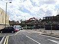 Flyover demolition, Chatham - geograph.org.uk - 1399478.jpg