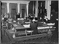 Fo30141711060057 Folkedomstolens første møte 1941-02-12 (NTBs krigsarkiv, Riksarkivet, digitalarkivet.no).jpg