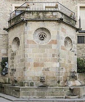 Font de la plaça de la Catedral (Solsona).jpg