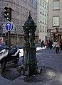 Fontaine Wallace, Rue de Fourcy, Paris.jpg